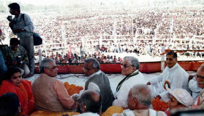 अटल बिहारी वाजपेयी: BJP का ऐसा चेहरा जिनपर कभी नहीं लगा 'हिंदुत्व' का ठप्पा