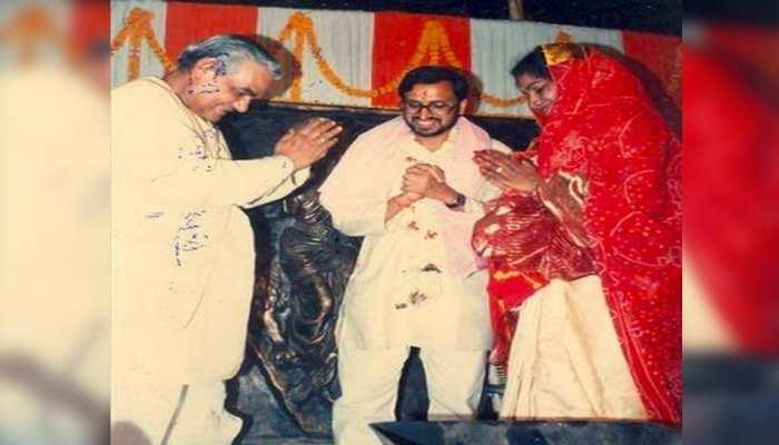 जानें, सुशील मोदी के प्रेम विवाह पर अटल बिहारी वाजपेयी ने क्या कहा था...