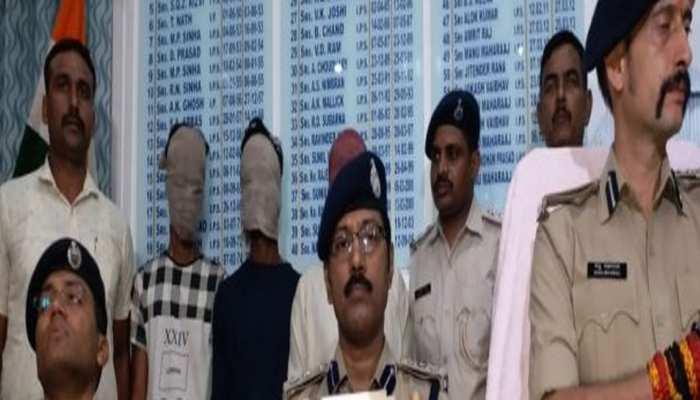 पटना पुलिस ने किया अंडर सेक्रेटरी राजीव कुमार के हत्या का खुलासा