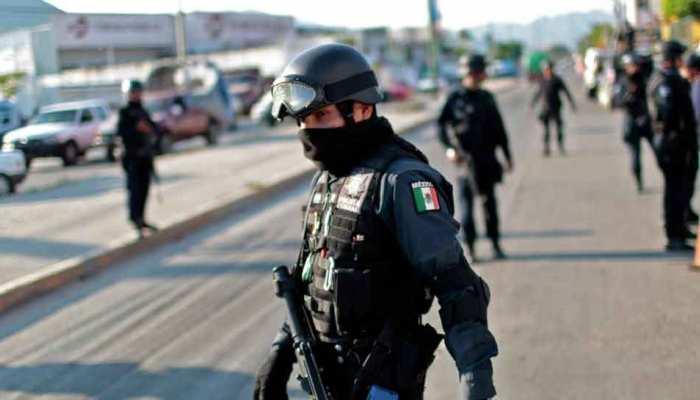मैक्सिको में मानव तस्करी का भांडाफोड़, बचाई गई 100 महिलाएं