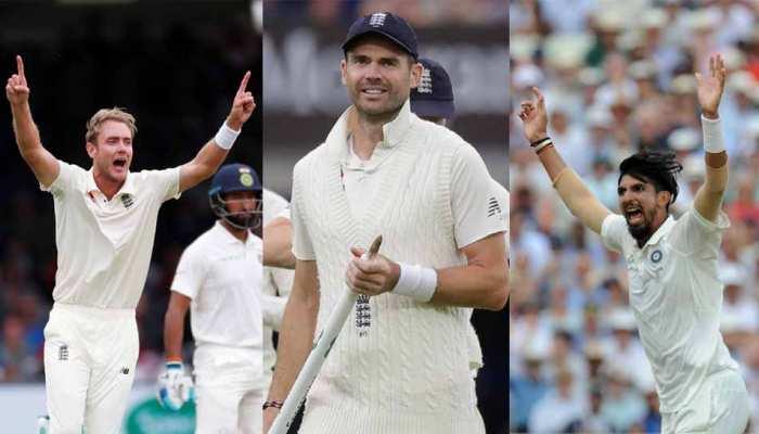जिस ट्रेंटब्रिज में भारत को चाहिए जीत, वहां ईशांत शर्मा, स्टुअर्ट ब्रॉड और एंडरसन रच सकते हैं इतिहास