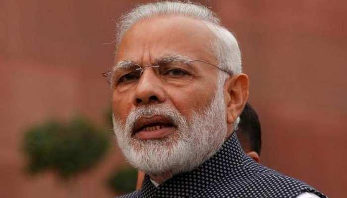 पीएम नरेंद्र मोदी ने की बाढ़ प्रभावित केरल के लोगों के 'जुझारूपन' की तारीफ