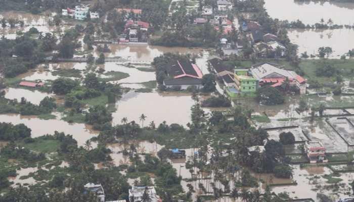 केरल के बाढ़ ग्रस्त इलाके में फंसे हैं झारखंड स्थित जामताड़ा के 30 लोग