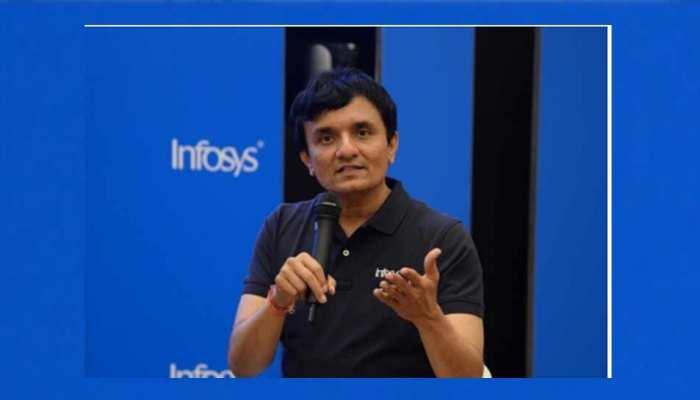 Infosys के CFO रंगनाथ का इस्तीफा, कौन लेगा उनकी जगह?