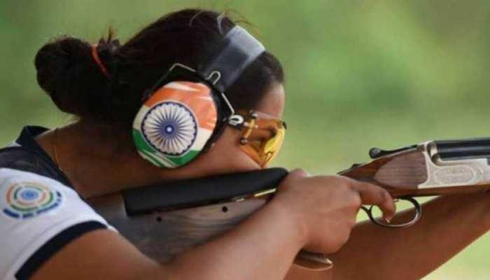 एशियाई खेल: निशानेबाज श्रेयसी ट्रेप कॉम्पिटीशन क्वालिफिकेशन में दूसरे स्थान पर