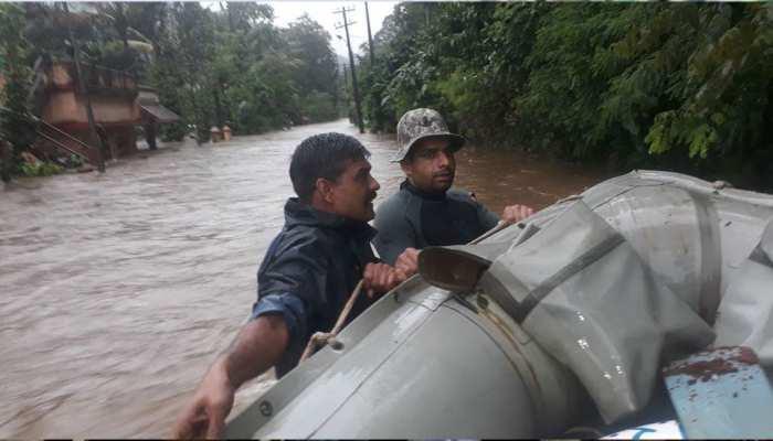 केरल बाढ़ : हजारों लोग अब भी मुसीबत में, भारी गुस्सा