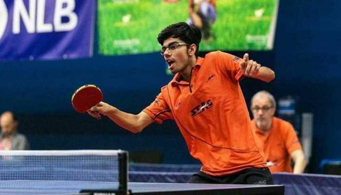 टेबल टेनिस: मानव ठक्कर ने एशियाई जूनियर चैंपियनशिप में दो ब्रॉन्ज मेडल जीते