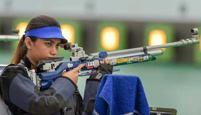 Asian Games: महिलाओं की 10 मीटर एयर राइफल में हारीं अपूर्वी, पदक से चूकीं सीमा
