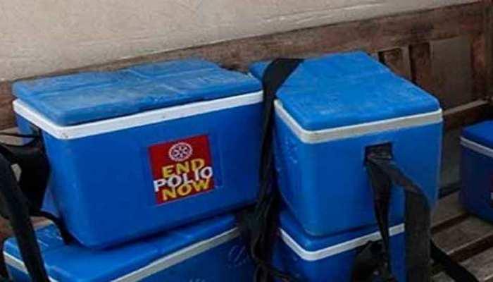 यूपी : हापुड़ में पोलियो की दवा पीने के बाद बच्ची की मौत, 3 बच्चे बीमार