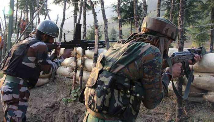 जम्मू-कश्मीर : पाकिस्तान ने फिर किया सीजफायर उल्लंघन, गोलीबारी में एक भारतीय जवान घायल