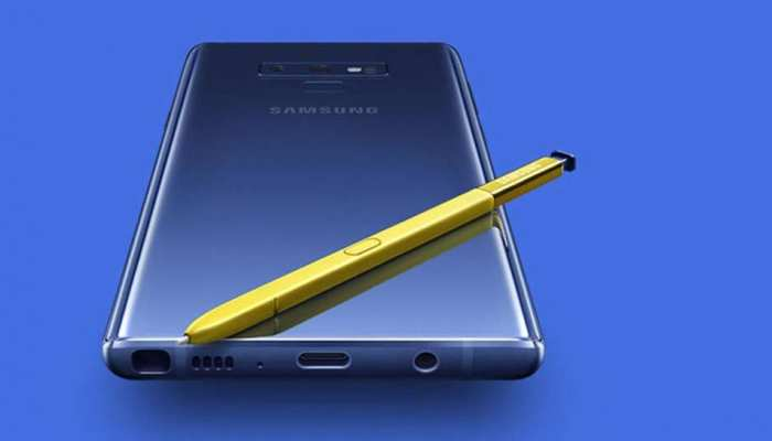 today is the last day of pre-booking of Galaxy Note 9