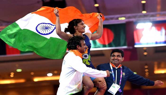 Asian Games 2018, Day 2: India begin with Vinesh Phogat wrestling gold