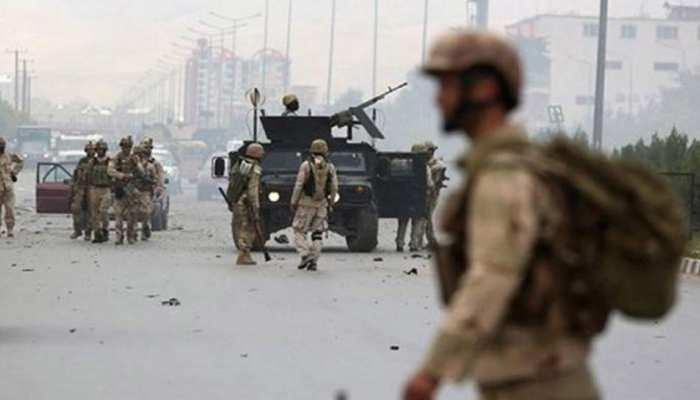 काबुल: रॉकेटों से हमला, सुरक्षा बलों और आतंकियों के बीच झड़प