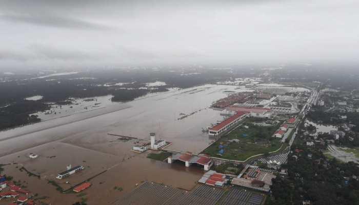 बाढ़ से जूझ रहे केरल की मदद के लिए UAE ने दिया 700 करोड़ रुपये देने का प्रस्ताव