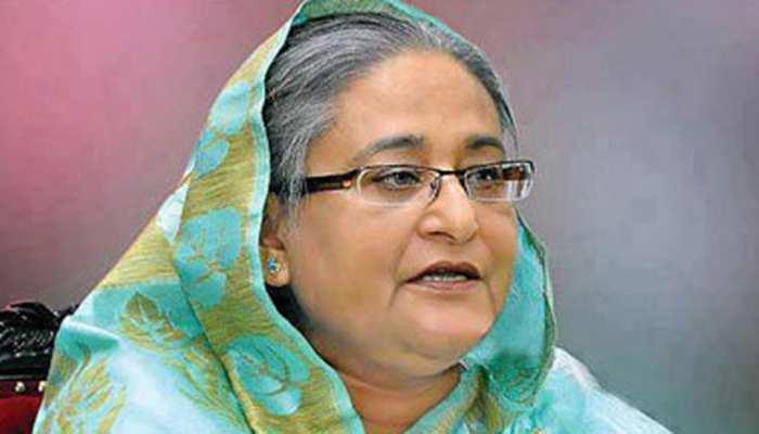 बांग्लादेश: अवामी लीग की रैली पर हमले में खालिदा जिया, उनके बेटे शामिल- शेख हसीना