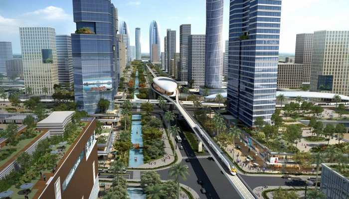 आंध्र प्रदेश की नई राजधानी अमरावती पर हुई पैसों की बरसात, 2000 करोड़ रुपये जुटाए