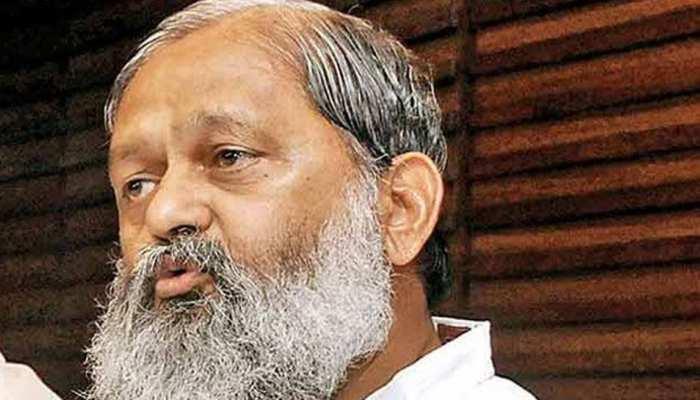 हरियाणा के मंत्री अनिल विज ने कहा,'पाक एजेंट की तरह बर्ताव कर रहे हैं सिद्धू'