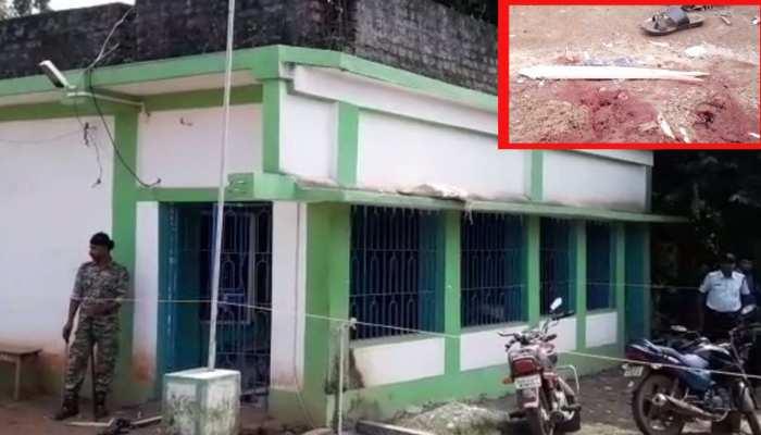 पश्चिम बंगाल: टीएमसी ऑफिस में हुआ बम विस्फोट, 2 की मौत, 4 घायल