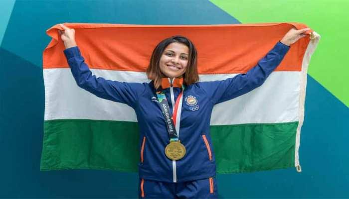 Asian Games 2018: हीना सिद्धू को ब्रॉन्ज मेडल, लगातार तीसरे गेम्स में मेडल जीता