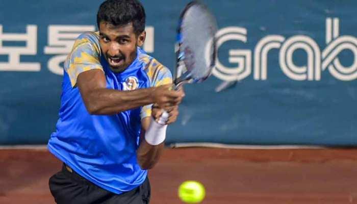 Asian Games 2018 : प्रजनेश ने टेनिस में दिलाया तीसरा मेडल, ब्रॉन्ज जीता