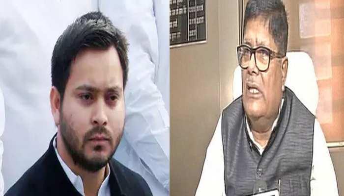 बिहारः तेजस्वी यादव पर मंत्री सुरेश शर्मा ने किया मानहानि का केस