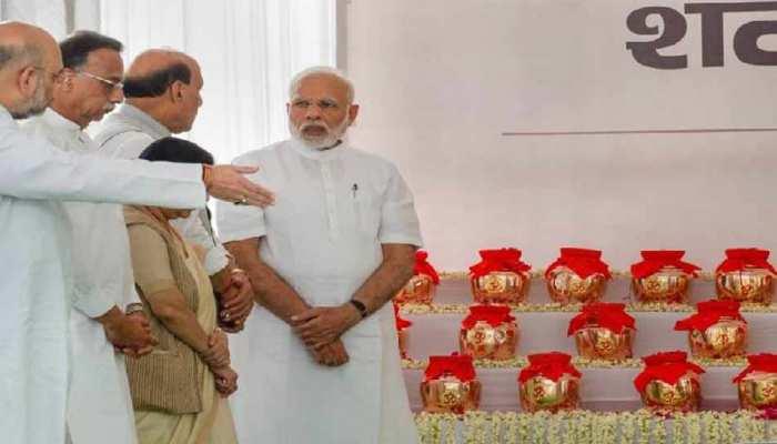 अटल जी की अस्थियों के बहाने वोट बटोरने की फिराक में BJP !
