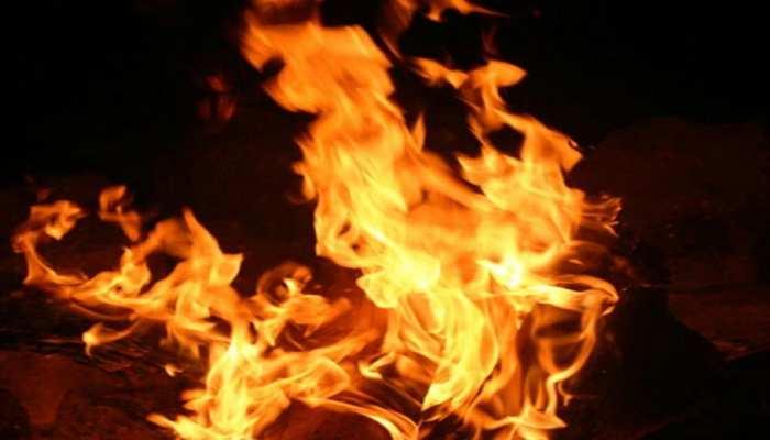 दिल्ली में प्लास्टिक फैक्ट्री में लगी आग, कोई हताहत नहीं