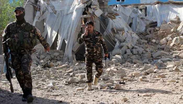 अफगानिस्तान में इलेक्शन कमीशन ऑफिस के बाहर आत्मघाती हमले में 2 की मौत, 4 घायल