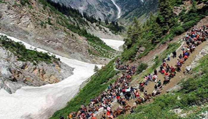 अमरनाथ यात्रा का रविवार को होगा समापन, शनिवार को नहीं हुआ कोई जत्था रवाना