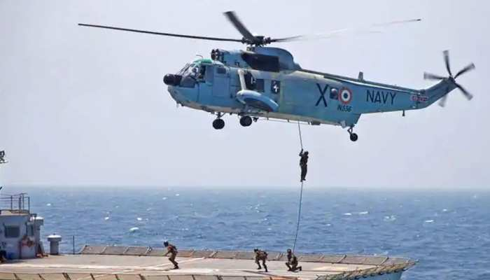 Helicopter for navy deals among ₹ 46,000 crore worth approved by Defence Acquisition Council