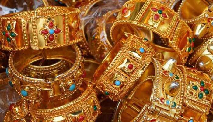 सोना एक हफ्ते में इतने रुपये प्रति 10 ग्राम हुआ महंगा, चांदी भी चमकी