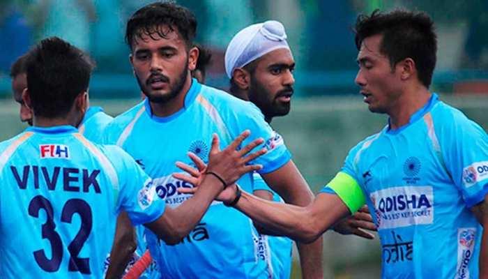भारतीय हॉकी टीम सेमीफाइनल में पहुंची, साउथ कोरिया को 5-3 से हराया