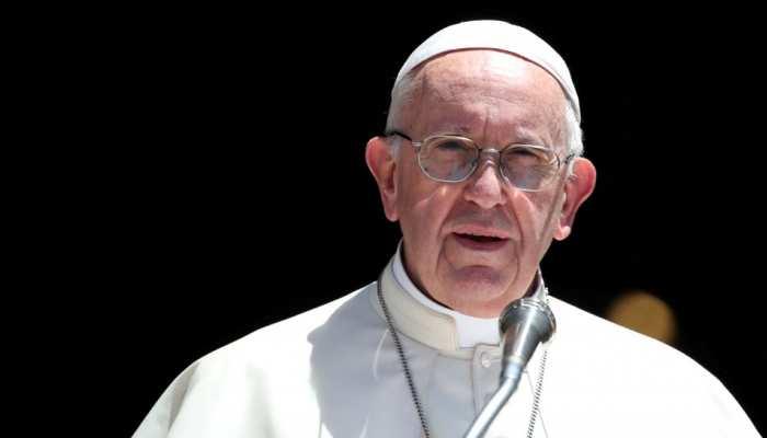 यौन दुर्व्यवहार के आरोपों के बीच पोप फ्रांसिस ने की आयरलैंड से क्षमायाचना