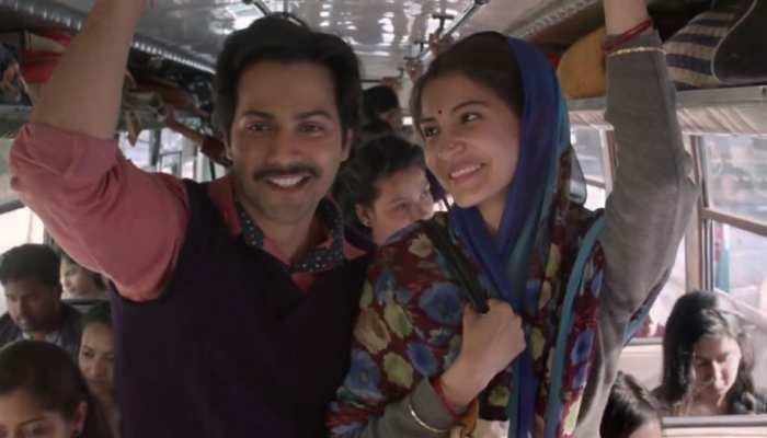 'सुई धागा' के पहले गाने 'चाव' में दिखी वरुण धवन और अनुष्का शर्मा की रोमांटिक केमिस्ट्री