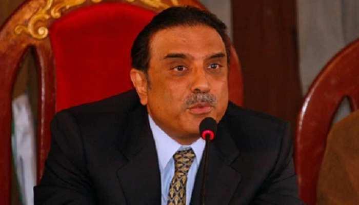 मनी लॉन्ड्रिंग के मामले में हुई पाकिस्तान के पूर्व राष्ट्रपति जरदारी की पेशी