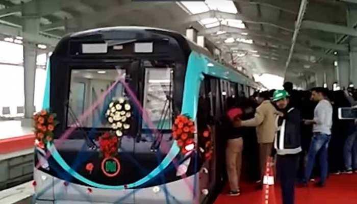 नोएडा एक्वा लाइन में नहीं चलेगा दिल्ली मेट्रो कार्ड, लागू होगा ओपन कार्ड सिस्टम
