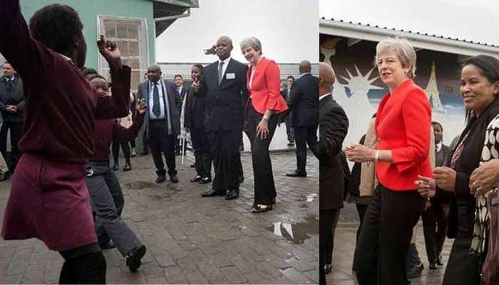 VIDEO: जिस देश के नाम से कांपती थी दुनिया, वहां की प्रधानमंत्री ने कुछ यूं किया डांस