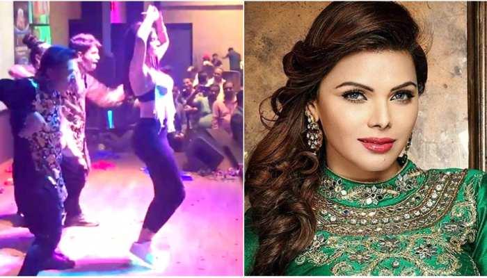 VIDEO: शर्लिन चोपड़ा ने 'रश्के कमर' गाने पर लगाए ठुमके, फैंस कर रहे हैं तारीफ