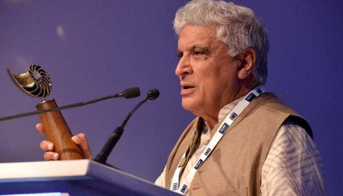 इंडियन म्यूजिक इंडस्ट्री ने जावेद अख्तर को दिया 'पर्सन ऑफ द ईयर' का सम्मान