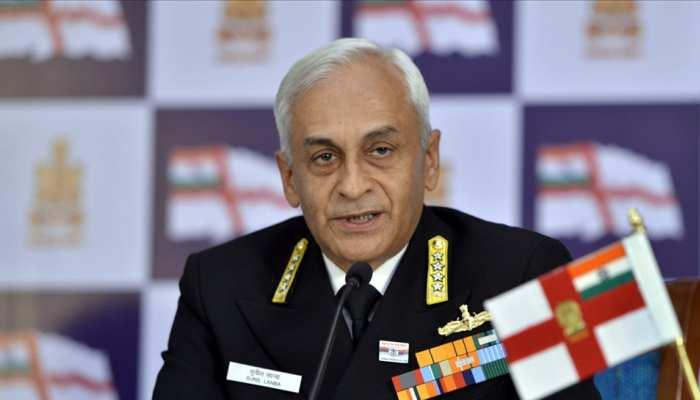 एडमिरल सुनील लांबा ने कहा, 'नौसेना केरल के दो गांवों में पुनर्निर्माण कार्य करेगी'