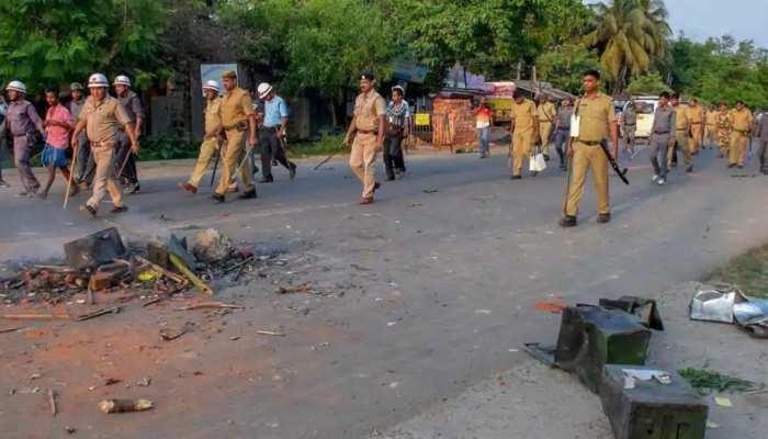 तृणमूल और सीपीएम के बीच खूनी हिंसा से जला बंगाल, लगाए एक दूसरे पर आरोप