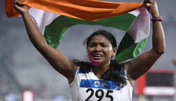 रिक्शा चालक की बेटी दांत और पैर दर्द से थी परेशान, फिर भी ना झुकने दिया देश का मान