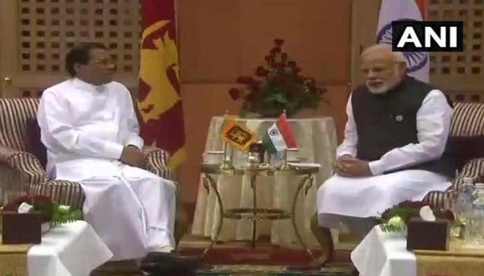 प्रधानमंत्री मोदी बोले, 'श्रीलंका की हरसंभव मदद के लिए तोयार है भारत'