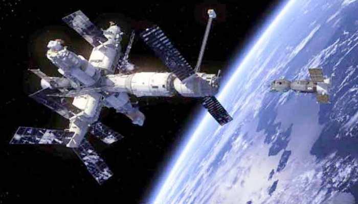 अंतरिक्ष स्टेशन में यान से हो रहा था रिसाव, वैज्ञानिकों ने ऐसे किया मरम्मत