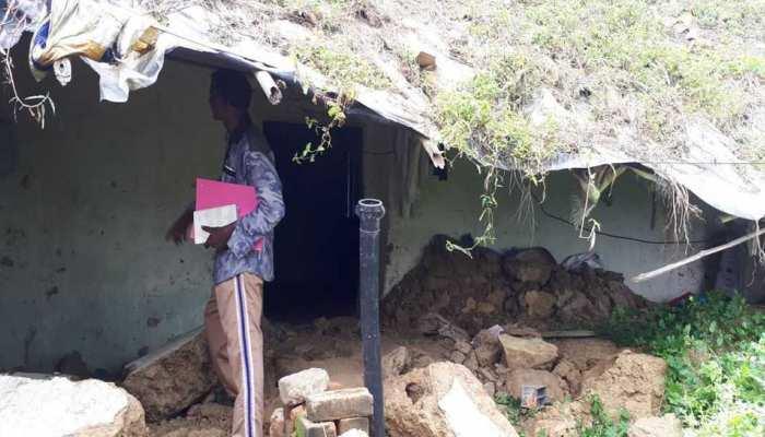 छत्तीसगढ़ः भरभरा कर गिर गया मकान, मां सहित ढाई साल बेटी की मौत