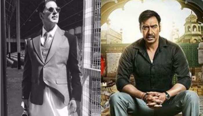 अक्षय की 'गोल्ड' अजय देवगन के इस हिट फिल्म पर पड़ी भारी, किया ये रिकॉर्ड अपने नाम