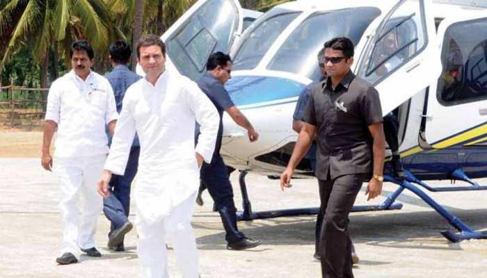 DGCA ने राहुल गांधी के विमान में आई गड़बड़ी के लिए पायलटों को जिम्मेदार बताया