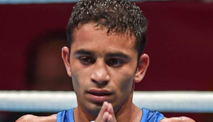 Asian Games 2018 : बॉक्सिंग में अमित पंघल ने जीता गोल्ड, भारत ने सबसे अधिक मेडल जीतने का रिकॉर्ड तोड़ा