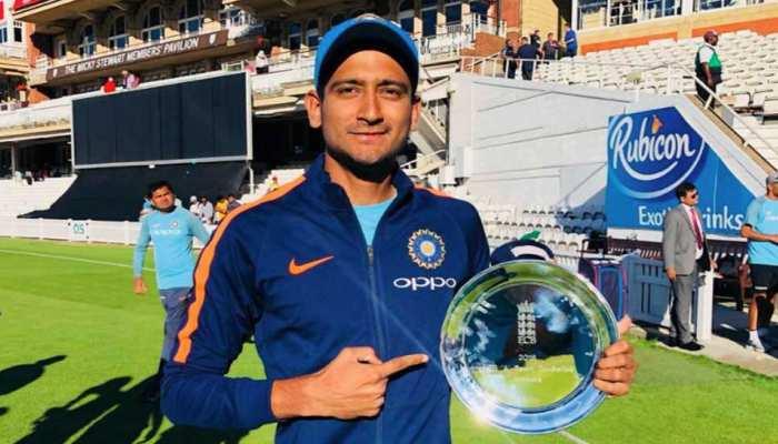 खलील अहमद को टीम इंडिया में मिली जगह, पिता हैं राजस्थान में कंपाउंडर