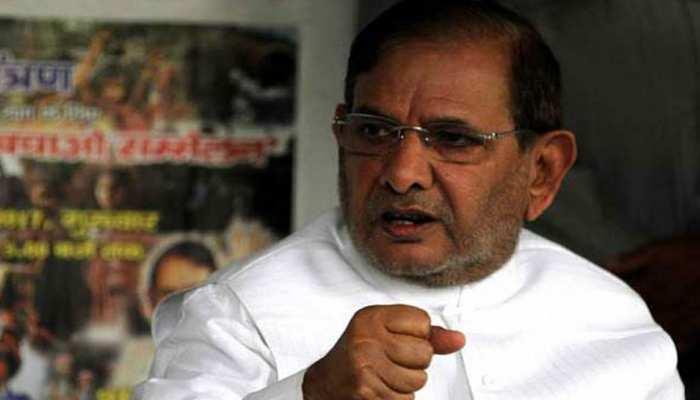 शरद यादव ने कहा, 'सरकार को 2021 में सभी जातियों की जनगणना करना चाहिए'